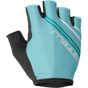 Castelli Dolcissima 2 Gloves Women aruba blue/turquoise/green
